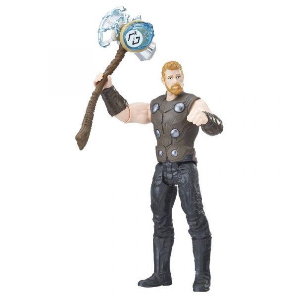 Mô hình Thor có trang bị vũ khí theo phim