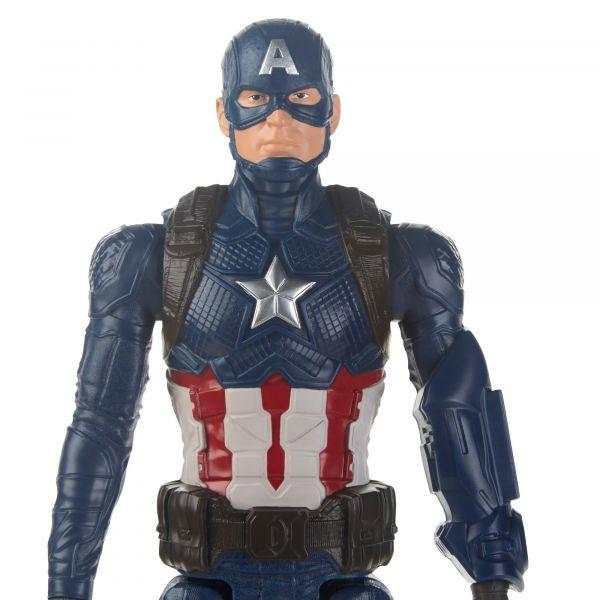 Mô hình Titan Hero Captain America