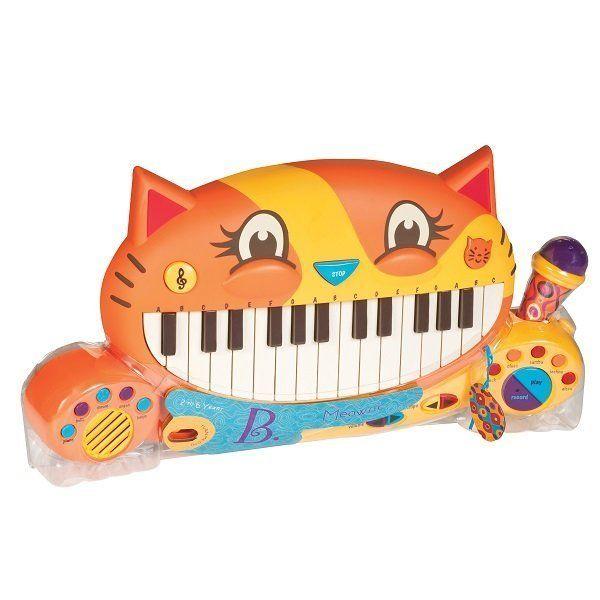 Đồ chơi đàn piano mèo con