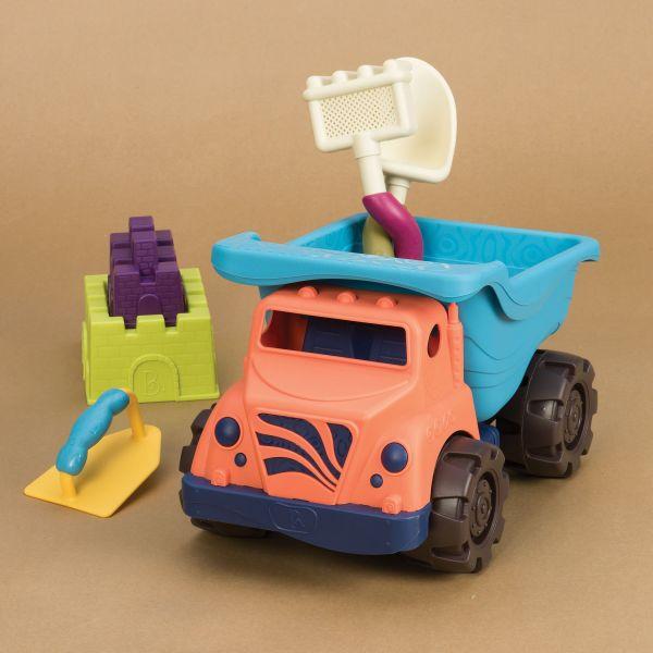 Đồ chơi cát - xe ben khổng lồ