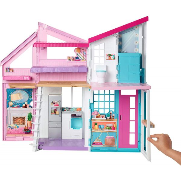Ngôi nhà Malibu trong mơ của Barbie