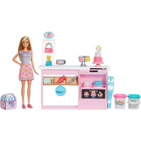 Tiệm bánh ngọt ngào của Barbie