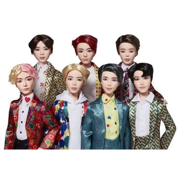 Búp bê thần tượng BTS -Jin