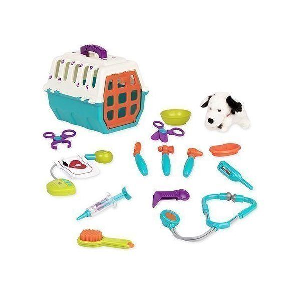 Bộ đồ chơi bác sĩ thú cưng