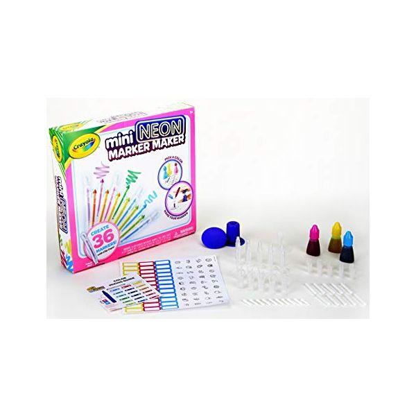 Bộ chế tạo bút lông màu neon