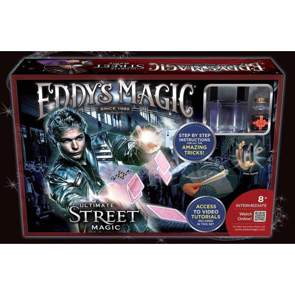 Eddy's Magic - Bộ Dụng Cụ Ảo Thuật Đường Phố