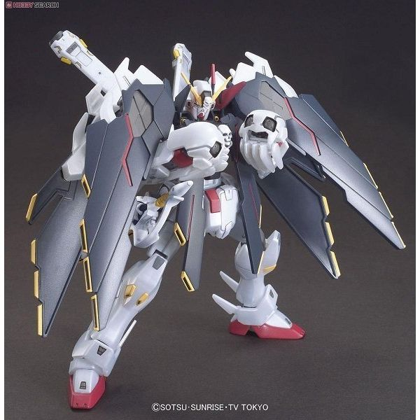 HGBF 1/144 CROSSBONE GUNDAM X1 FULL CLOTH TYPE.GBFT