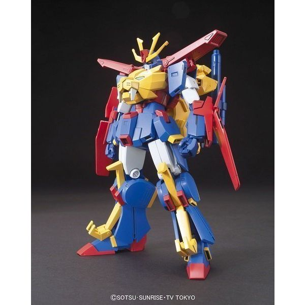 Gundam Tryon 3 (HGBF)