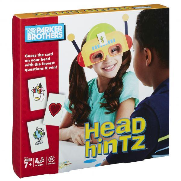 Parker Brothers - Trò chơi đoán từ Head Hintz