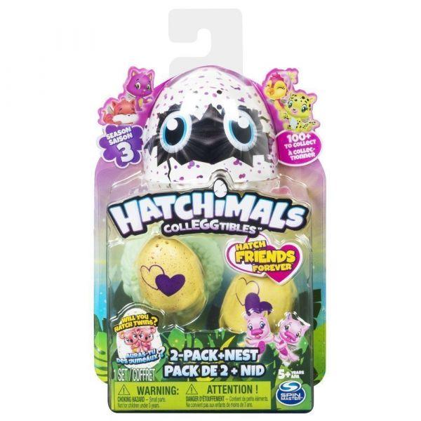 Hatchimals 2 trứng mini S3