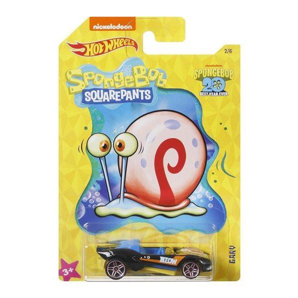 Siêu xe Hot Wheels chủ đề SPONGEBOB CARBONIC