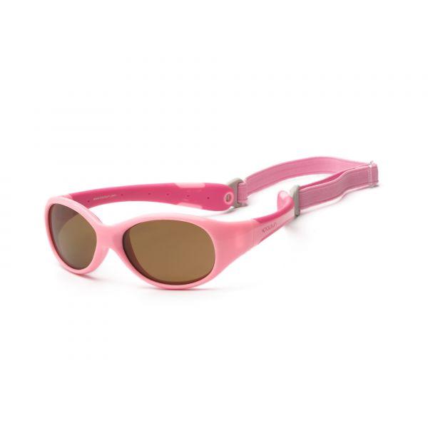 Kính mát gọng dẻo Pink Hot Pink