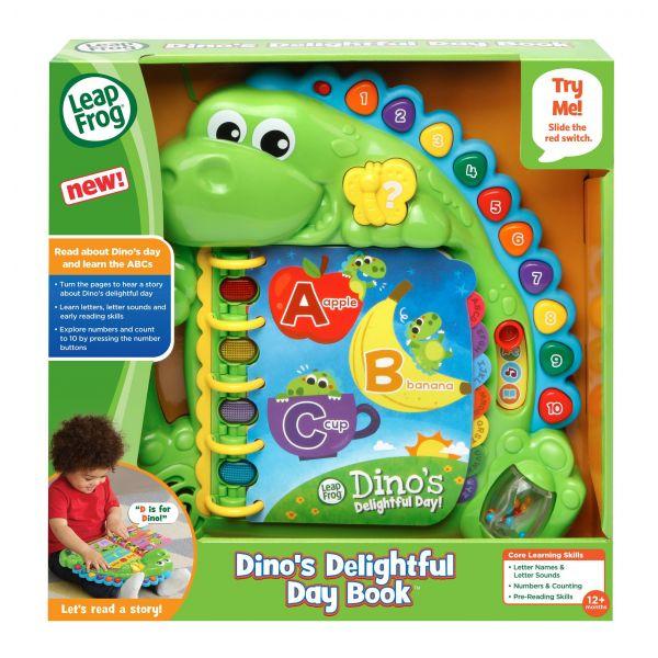 Cuốn sách Dino dạy bé điều hay