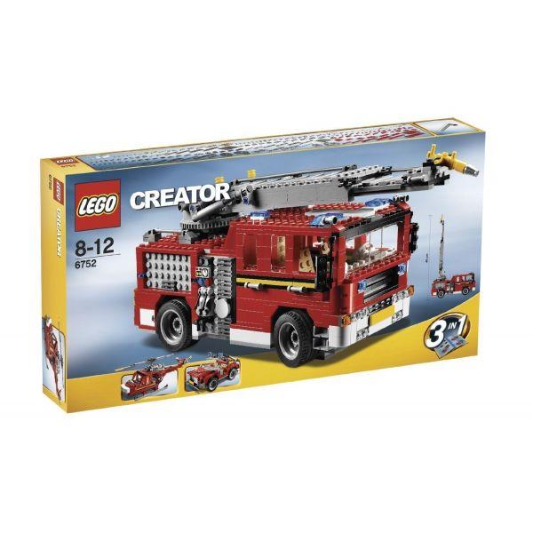 Mô hình lắp ráp Fire Rescue