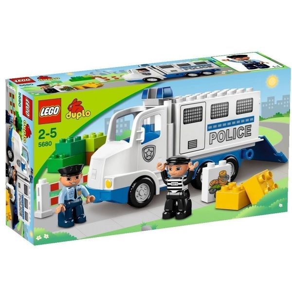 Xe tải cảnh sát