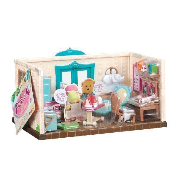 Phòng khám mini của bé