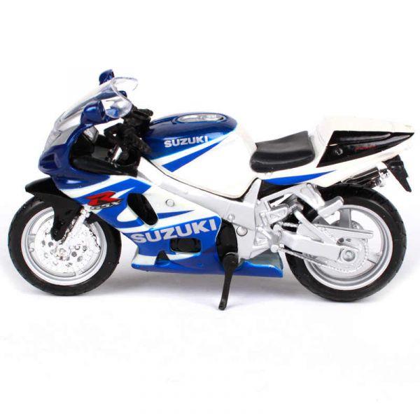 mô tô mô hình 1:18 Suzuki GSX-R750
