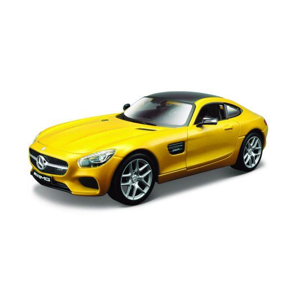 Đồ chơi xe lắp ráp ô tô Mercedes-AMG GT tỉ lệ 1:24