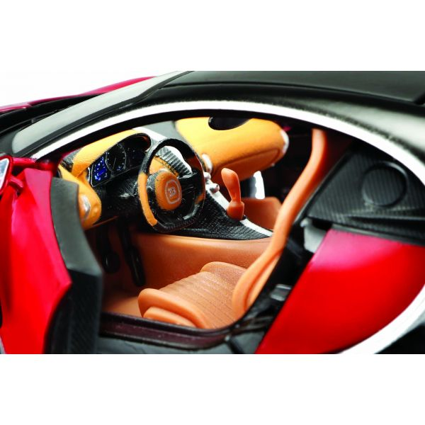 Đồ chơi mô hình lắp ráp Bugatti Chiron tỉ lệ 1:24
