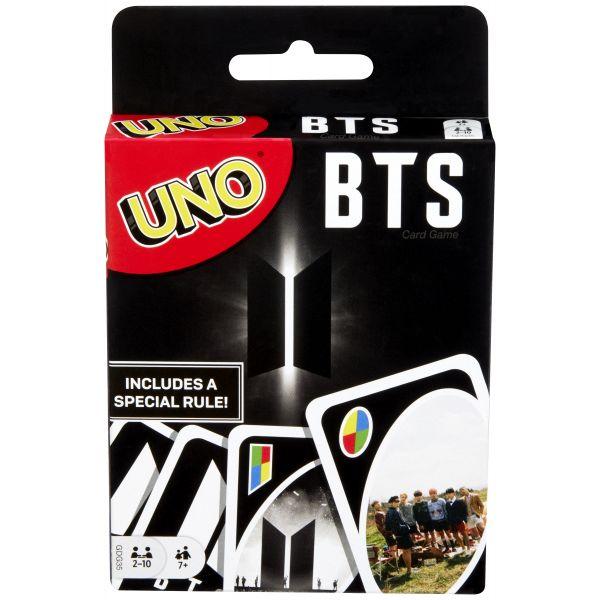 Trò chơi UNO BTS
