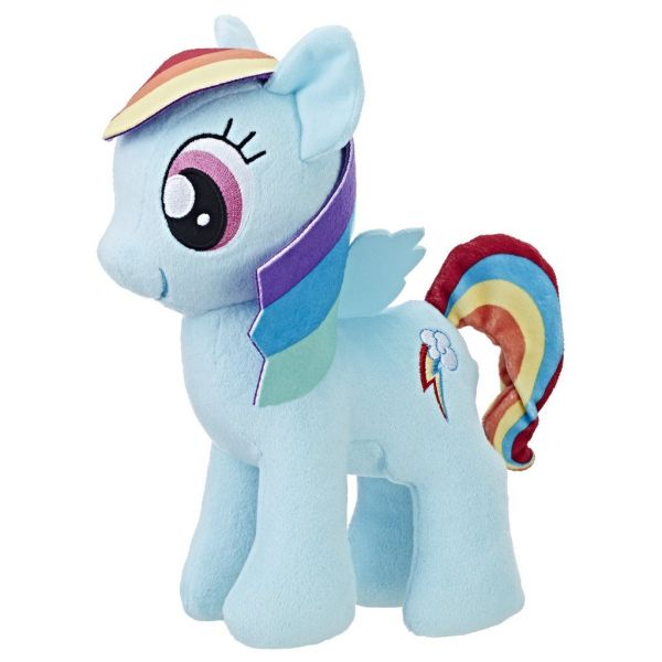 Pony Bông - Cầu Vồng