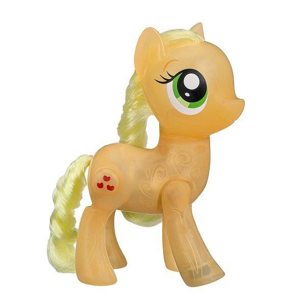 High five với Apple Jack