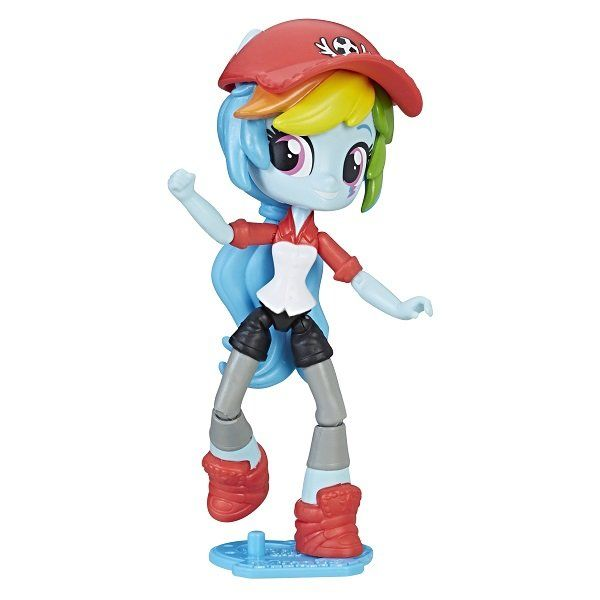 MLP - Búp bê Rainbow Dash