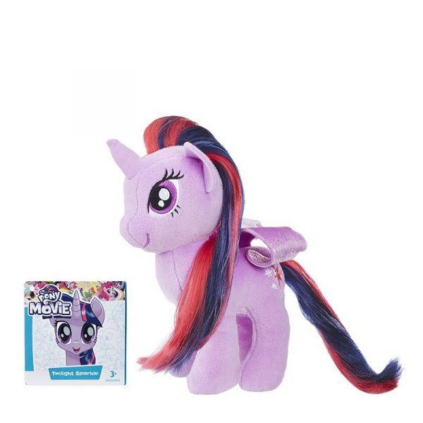 Twilight Sparkle với mái tóc suôn mượt