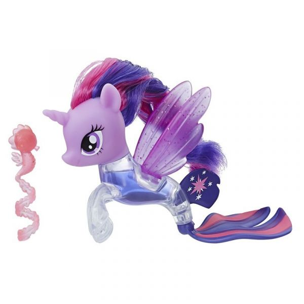 Twilight Sparkle biến hình