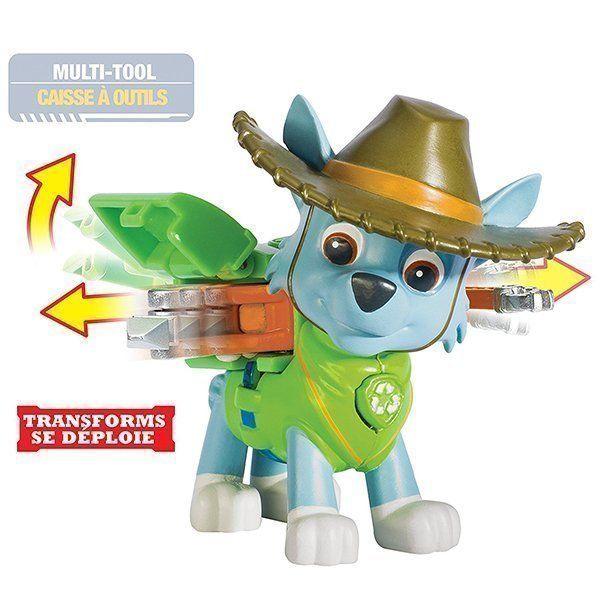 Dòng biến hình - CowboyRocky