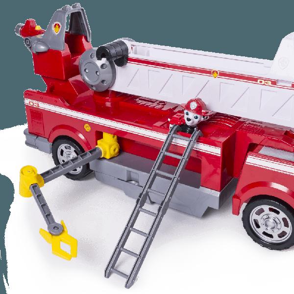 Playset xe cứu hỏa siêu hạng