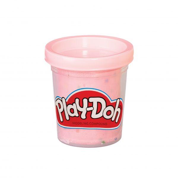 Hộp bột cốm Playdoh màu hồng