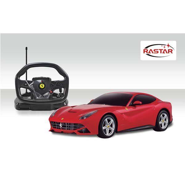 Xe  Ferrari F12 (có vô lăng điều khiển)