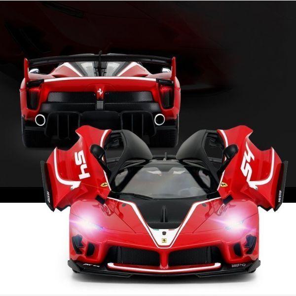 Xe điều khiển 1:14 Ferrari FXXK Evo (mở cửa bằng tay)