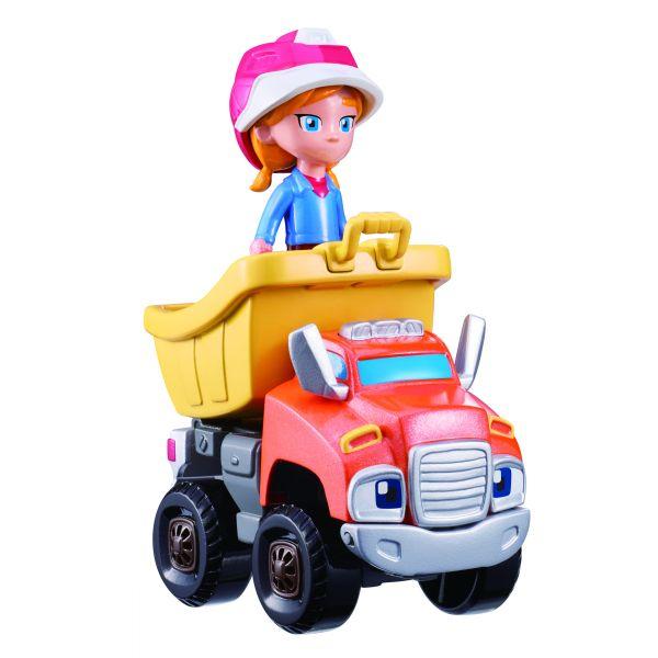 Xe thú cưng và nhân vật - Lori & Tipper