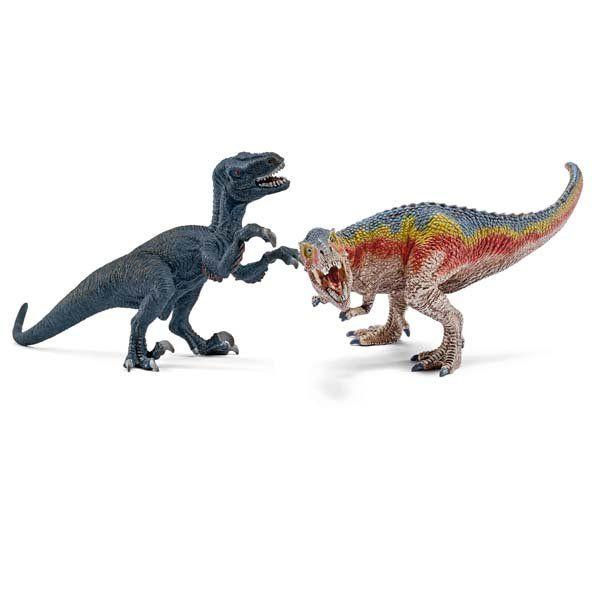 Bộ 2 khủng long ăn thịt