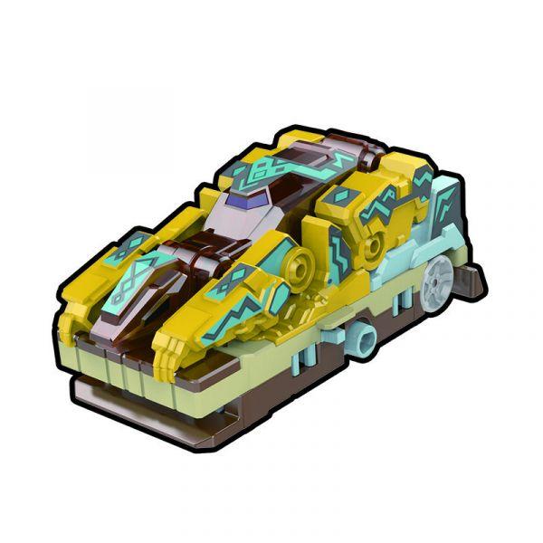 Đồ chơi xe biến hình Khủng long bão cát
