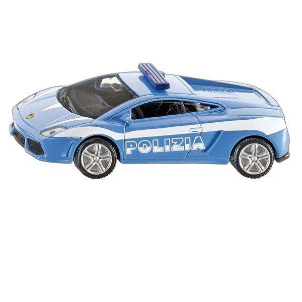 Xe cảnh sát Ý Lamborghini Gallardo
