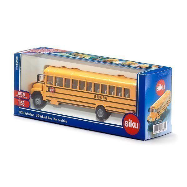 Xe buýt đi học Hoa Kỳ