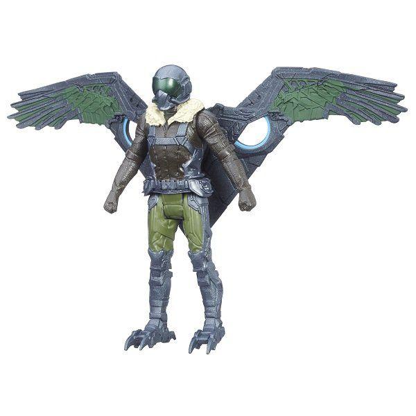 Ác nhân Vulture 6 inch cùng vũ khí