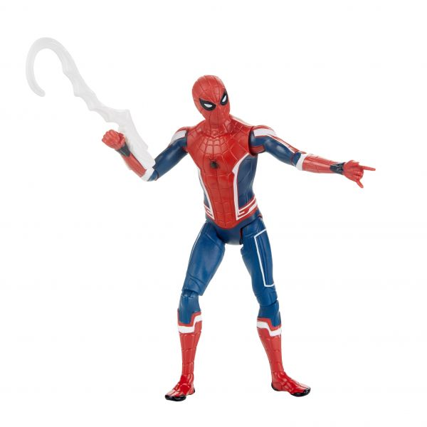 Mô hình Người Nhện 6 inch Siêu cấp chiến đấu