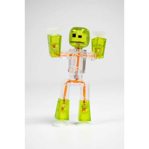 Stikbot nguyên bản dòng 3-xanh lá cây