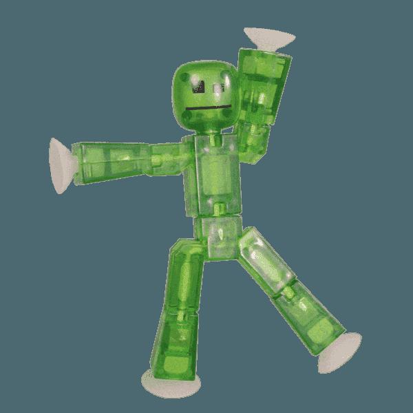 Stikbot nguyên bản dòng 1-xanh lá