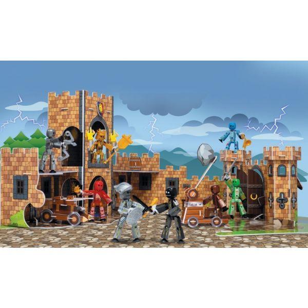 Bộ Stikbot-lâu đài huyền bí