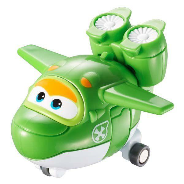 Robot biến hình máy bay mini  - Mira Rái Cá