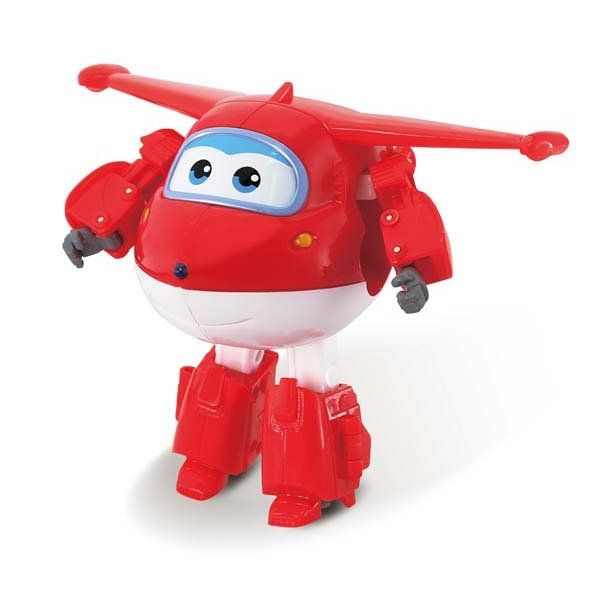 Robot biến hình máy bay cỡ to - Jett Tia Chớp