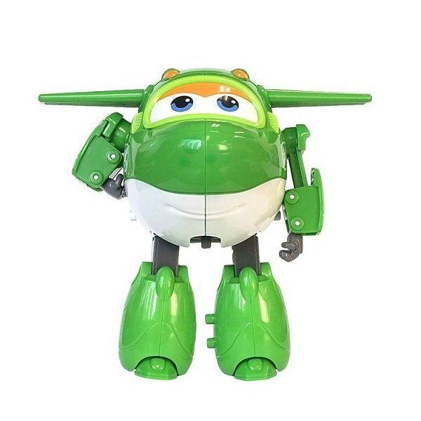 Robot biến hình máy bay cỡ to  - Mira Rái Cá