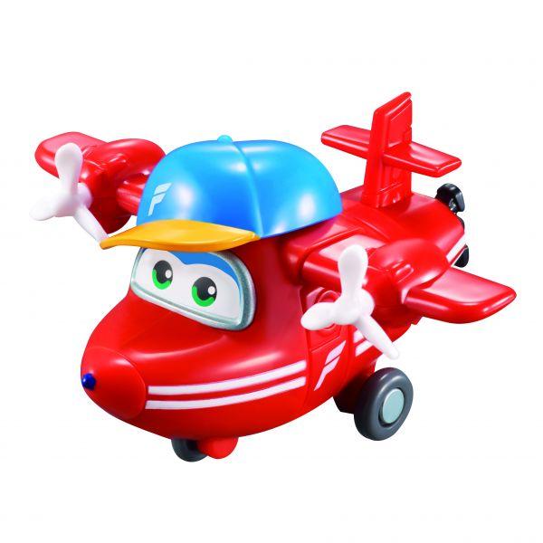 Robot biến hình máy bay mini - Flip Nhanh Nhẹn
