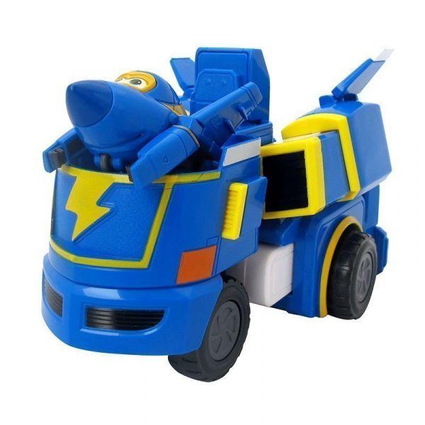 Robot Biến Hình Xe Cứu Hộ- Jerome Cuồng Phong