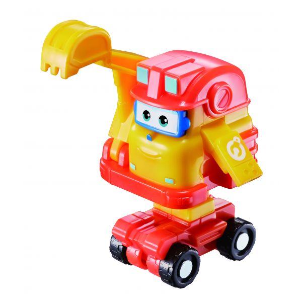 Robot Biến Hình Mini Scoop Xây Dựng